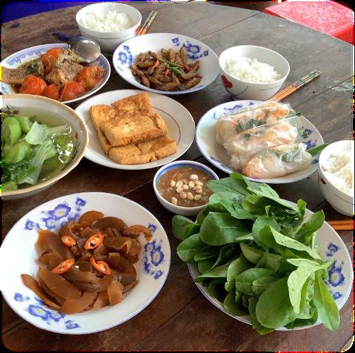 #8 Nhi Mai【ベトナムからの留学生】ON SOUTHERN VIETNAMESE FOOD