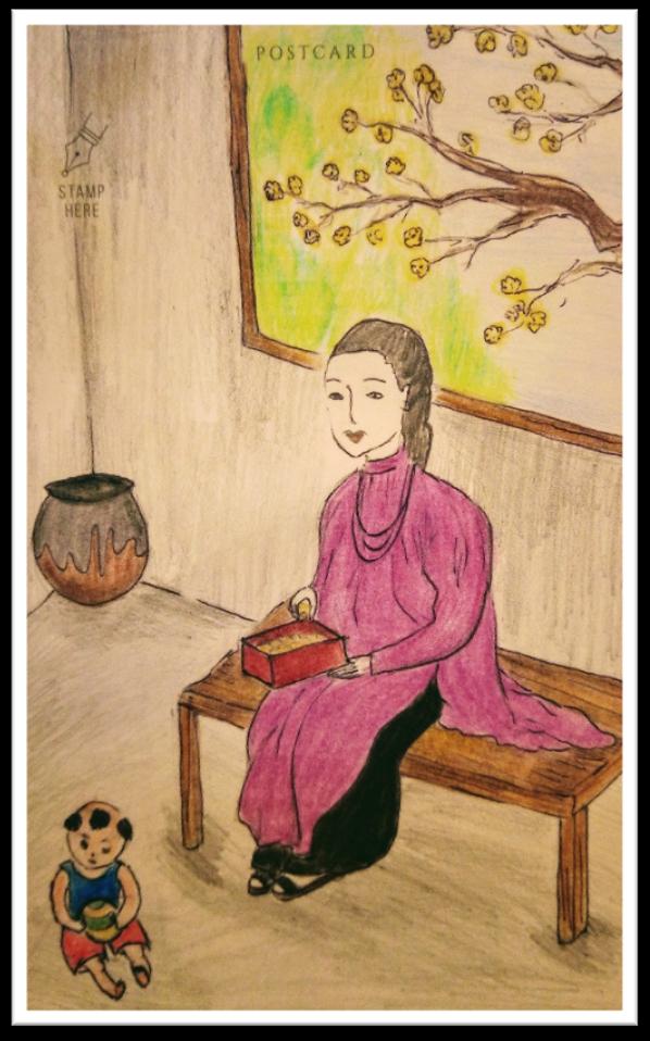 #10 Nhi Mai【ベトナムからの留学生】Ao Dai – A Brief Introduction